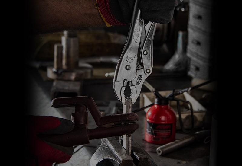 انواع ابزار آلات دستی