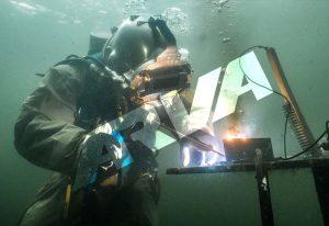 انواع جوشکاری زیر آب