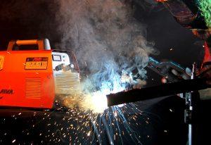 بهترین فلزات برای جوشکاری - فولاد کم کربن