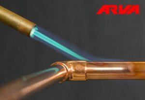جوشکاری آلیاژهای فولاد با گاز